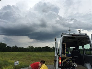 NOAA Research grants support continued tornado research in the Southeast