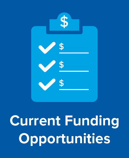Current Funding Opportunities graphic